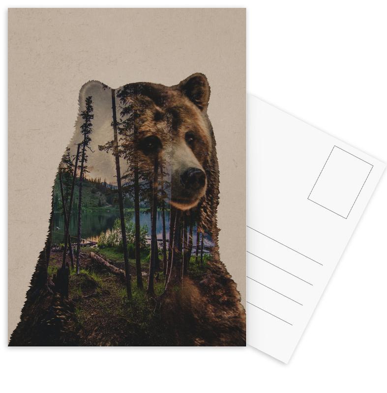 Bear Lake Postcard Set