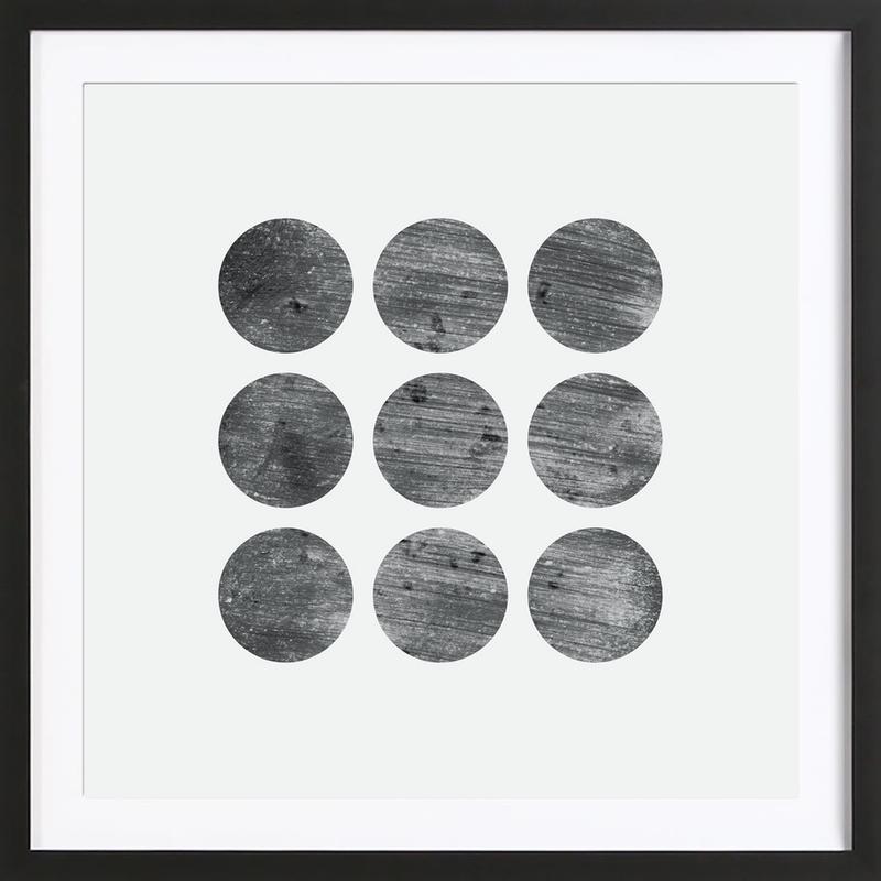 Alignment Framed Print