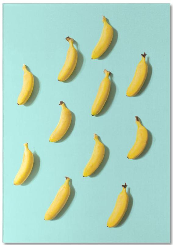 Banane Notizblock
