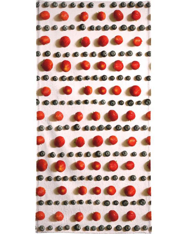 Frutti di bosco Bath Towel