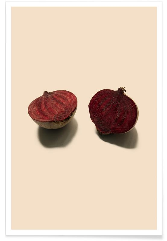 Red Beetroots poster