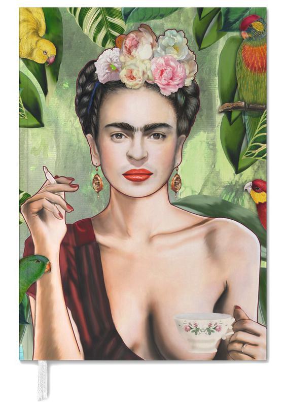 Frida Con Amigos Personal Planner