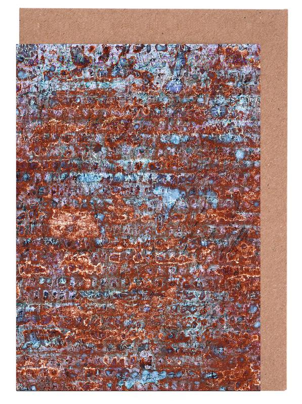 Rhytm 04 Greeting Card Set