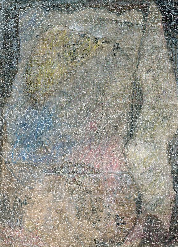 Chirographum 02 Canvas Print