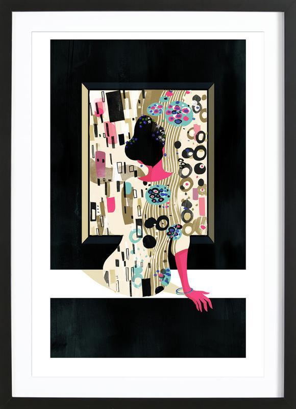Klimt Framed Print