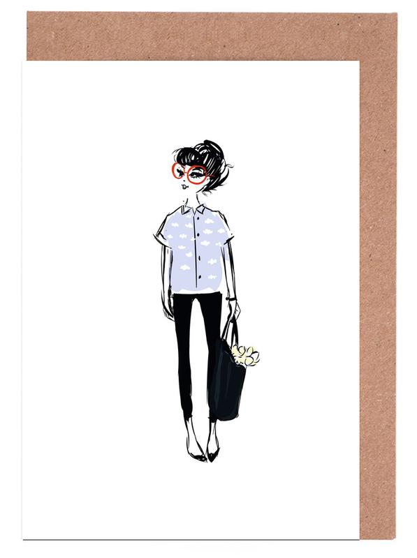 Chloé -Grußkarten-Set