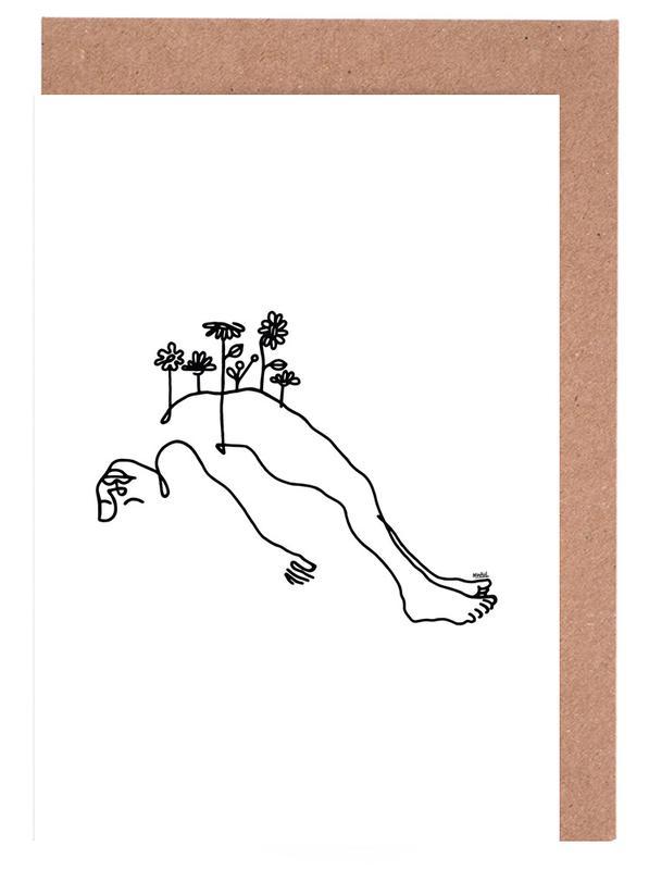 Nature Of Life Greeting Card Set