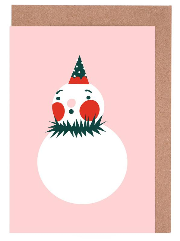 Frosty cartes de vœux