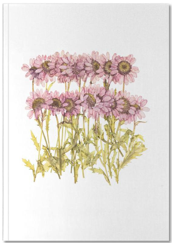 Dried Flowers Notebook