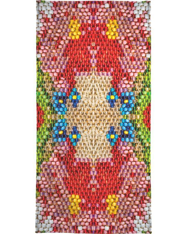 Pearl Pattern Handtuch | Bad > Handtücher > Handtuch-Sets | Mehrfarbig
