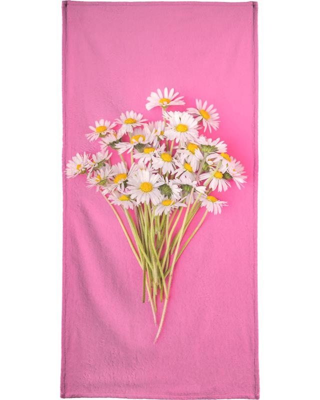 Bouquet of Daisies -Strandtuch