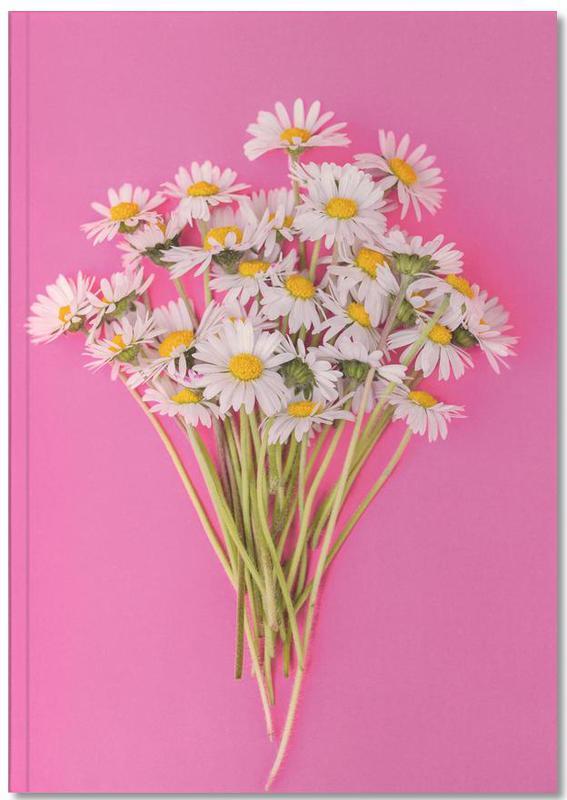 Bouquet of Daisies Notebook