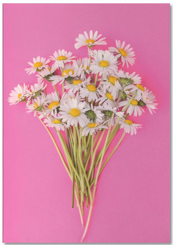 Bouquet of Daisies Notepad