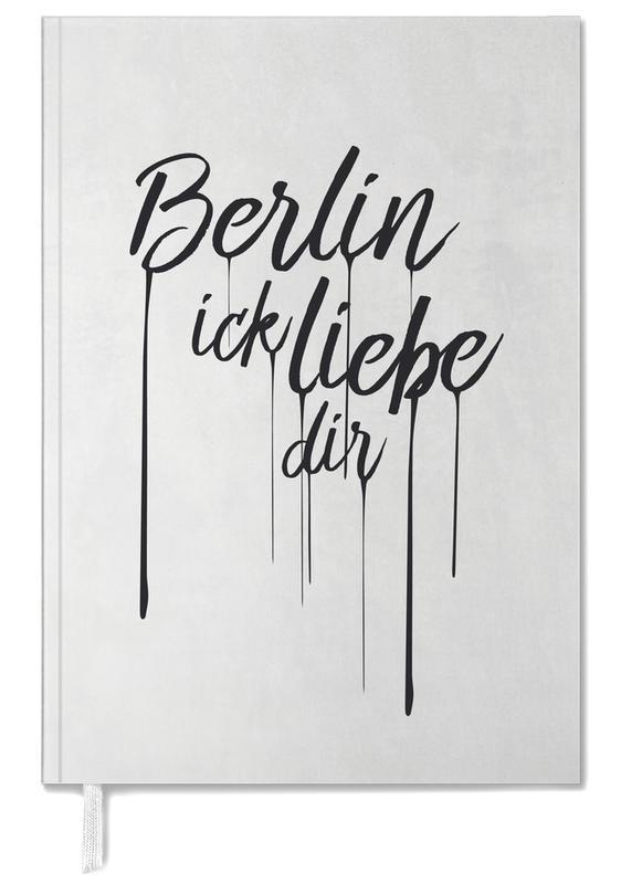 Berlin ick liebe dir -Terminplaner