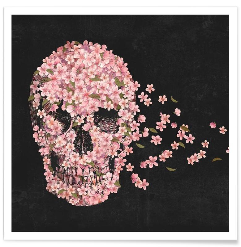 A beautiful death affiche