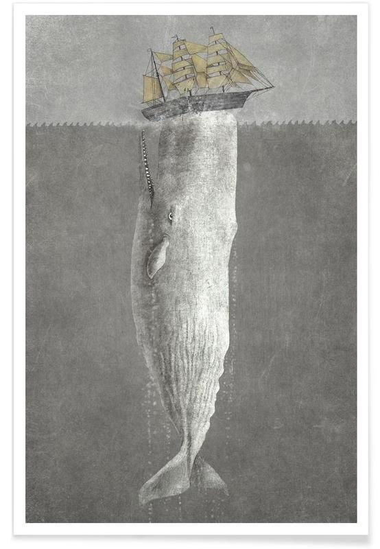 Revenge of the Whale affiche