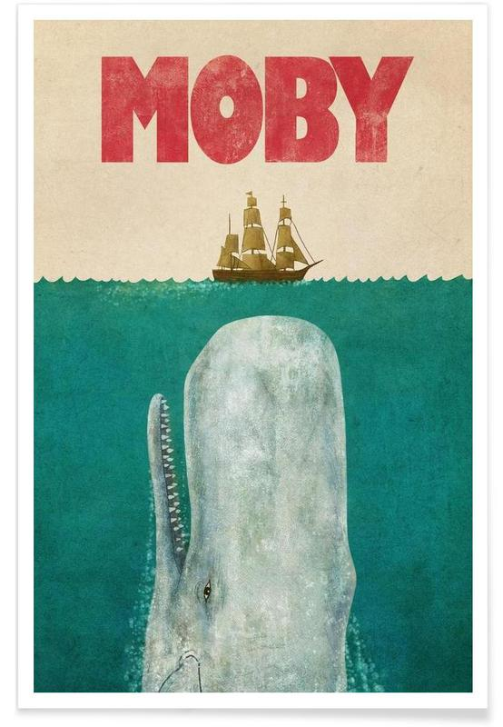 Moby affiche