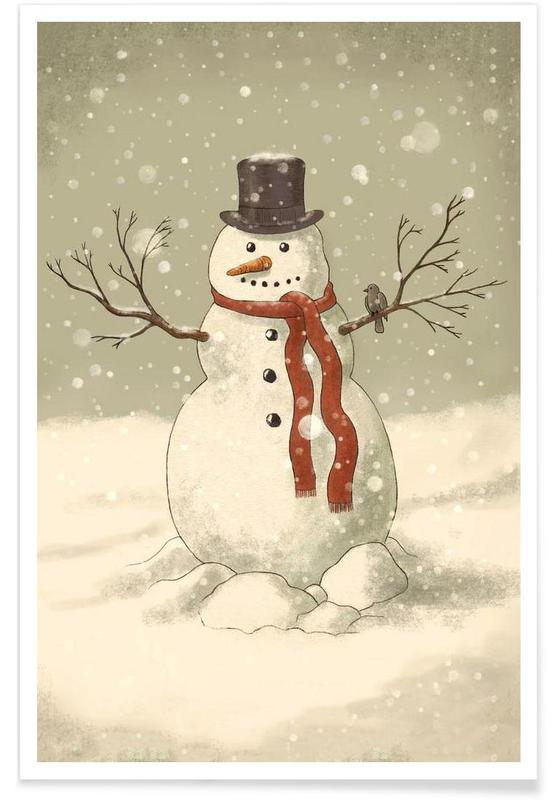 Snowman -Poster