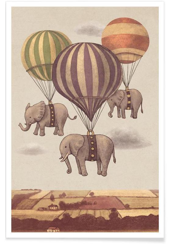 Flight of the Elephants affiche
