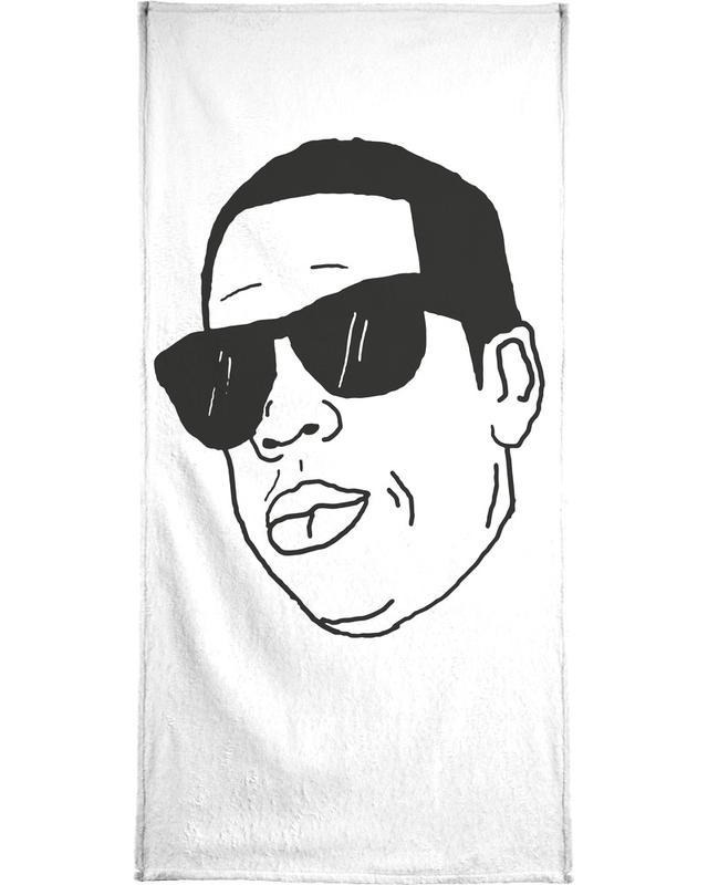 JayZ Beach Towel