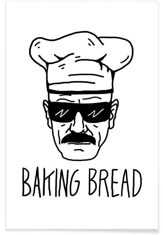 Bake Bread Poster