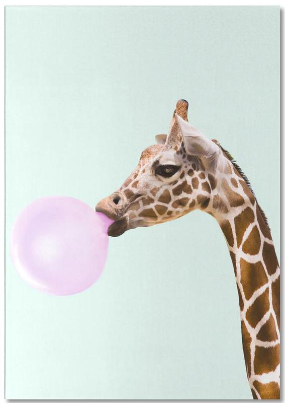 Giraffe -Notizblock