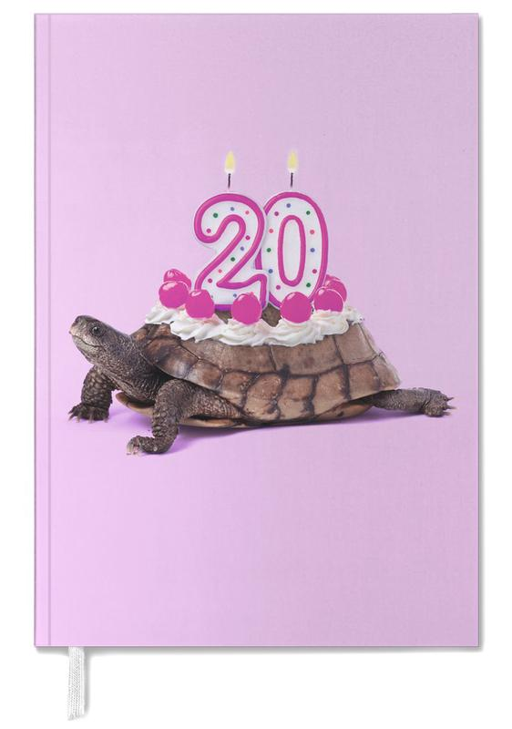 20 Turtle Personal Planner