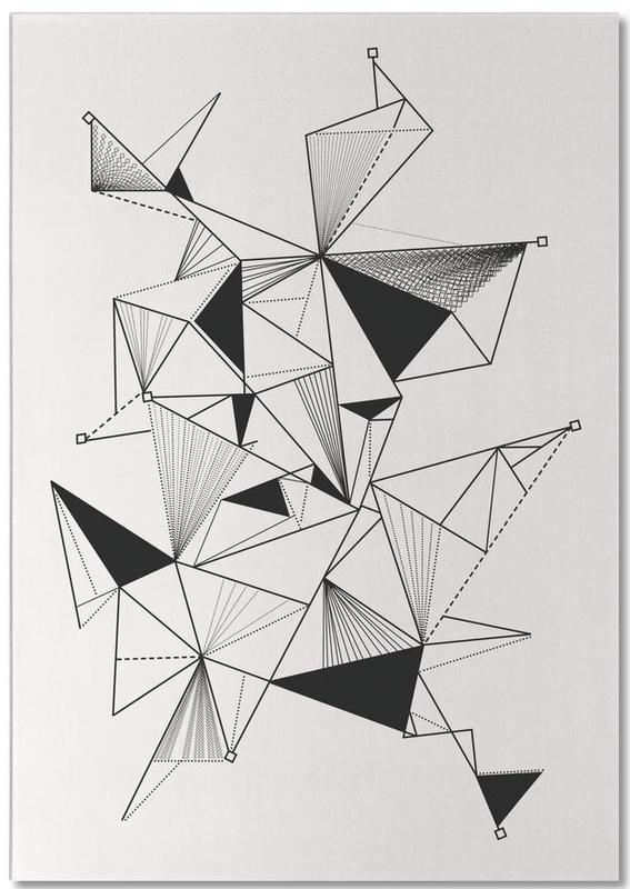 Triangle Composition bloc-notes