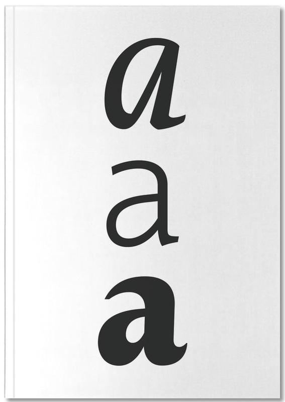 aaa Premium notitieboekje