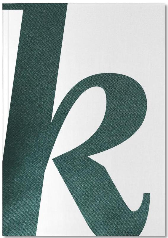 Green K Premium notitieboekje