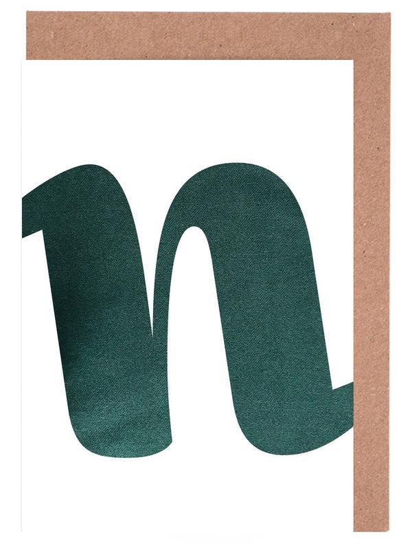Green N Wenskaartenset