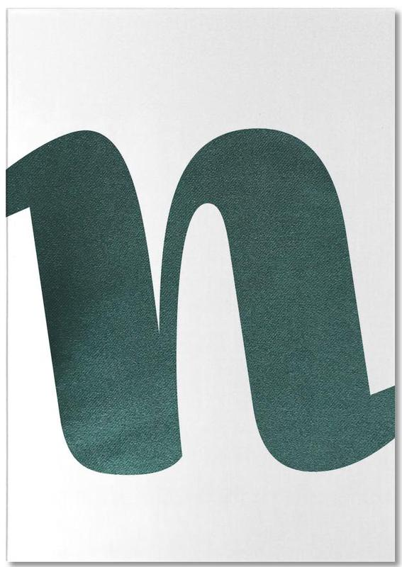 Green N Notitieblok