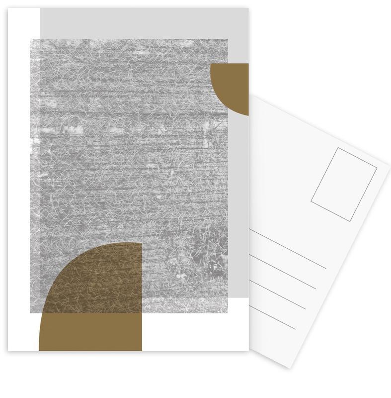 Grey Gold Ansichtkaartenset