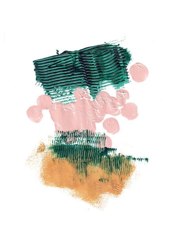 Painting II alu dibond