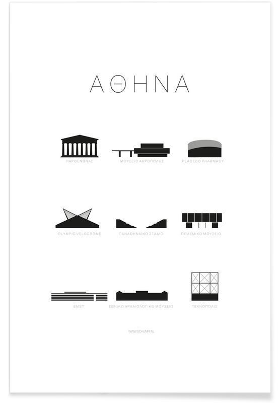 Athene Poster