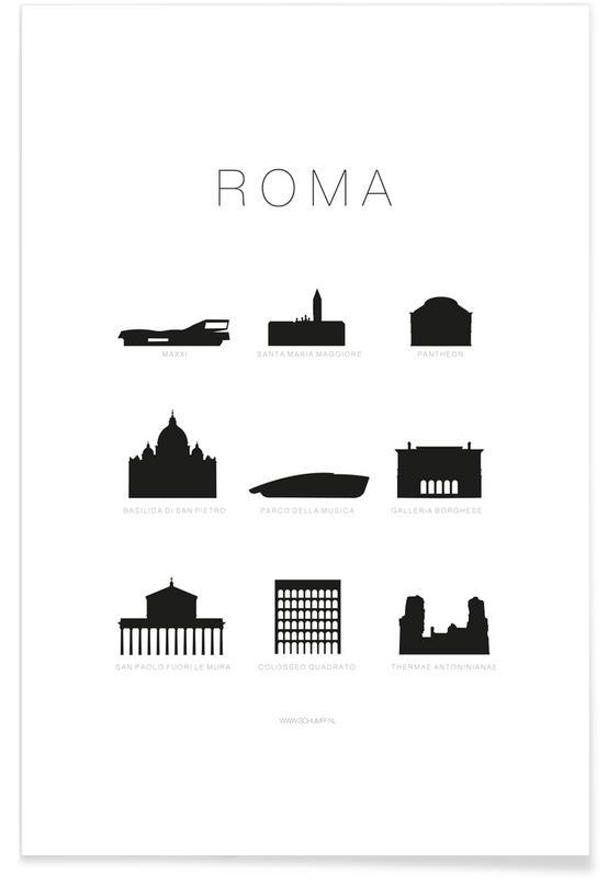 Roma affiche