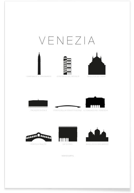 Venezia affiche