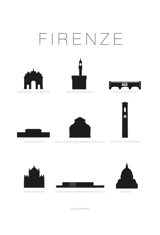 Firenze Acrylic Print