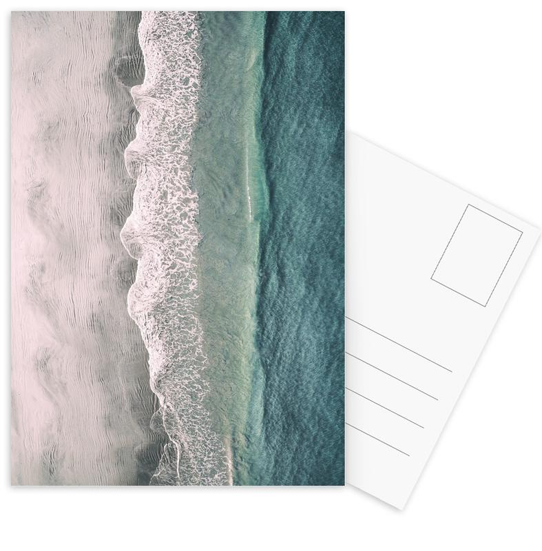 Ocean Waves 1 Postcard Set