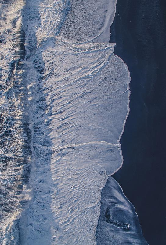 Ocean Waves 2 Acrylglasbild | Dekoration > Bilder und Rahmen > Bilder | Mehrfarbig | Aluminium