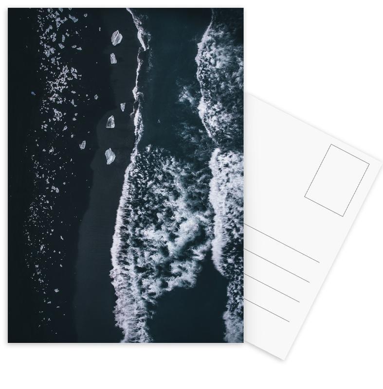 Diamond Beach 1 Postcard Set
