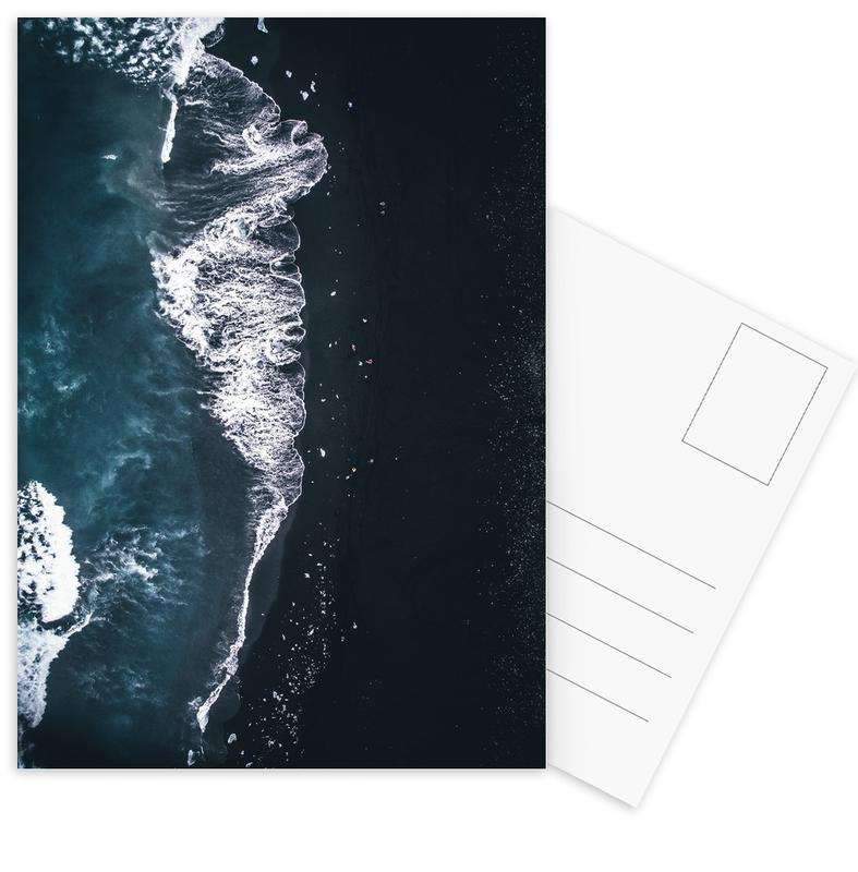 Diamond Beach 2 Postcard Set