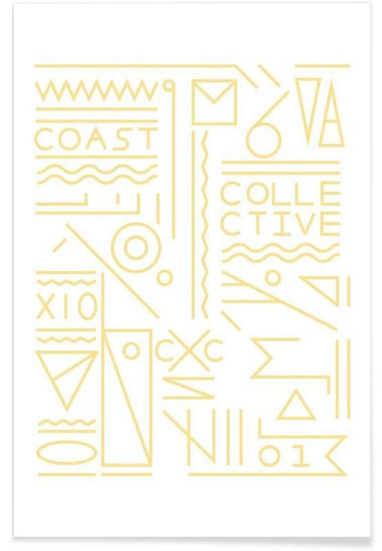 Coast -Poster