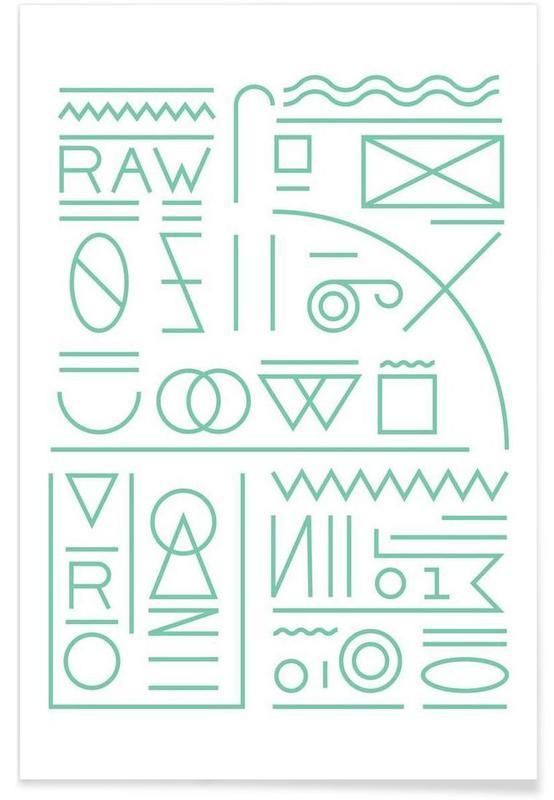Raw affiche