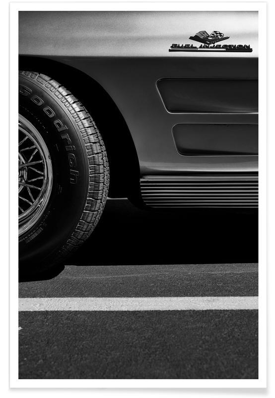 Fuel Injection Premium Poster