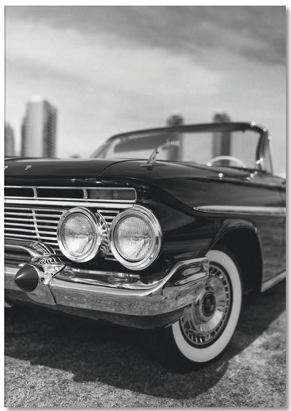 San Diego Impala -Notizblock