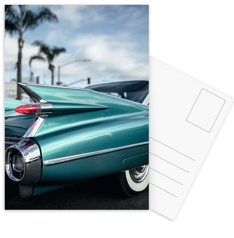 Cadillac Queen Postcard Set