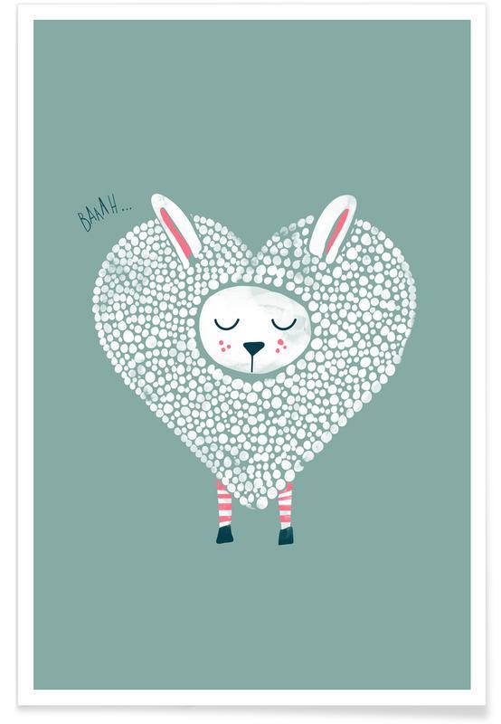 Cute Love Poster