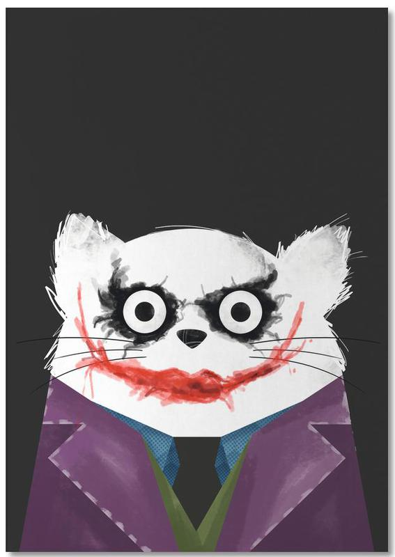 Cat - Joker Notepad