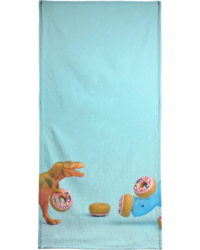 Ring Toss -Handtuch